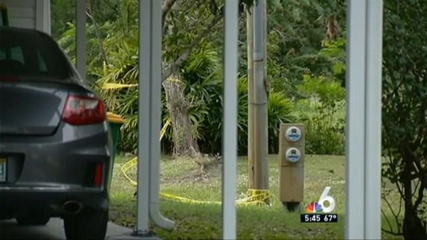 Gator Killed Man in Community Hit By Burglaries