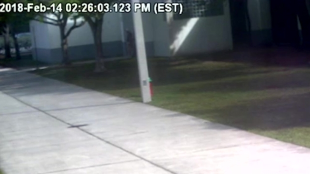 [NATL-MI] Surveillance Video Shows Moments During Parkland School Shooting