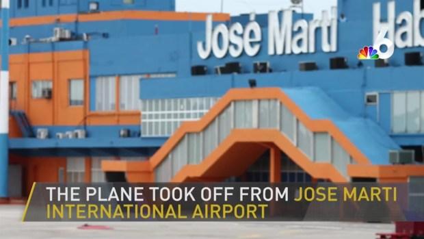 [MI] Plane Crashes In Havana After Take-Off