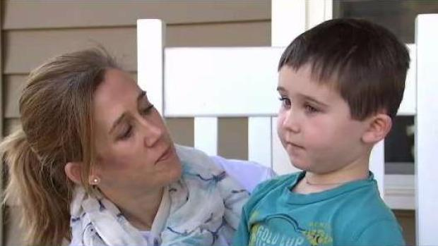 [NECN] Wake Held for 7-Year-Old Devin Sau