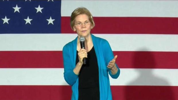 [NECN] Warren Proposes Tax Hike on Multi-Millionaires