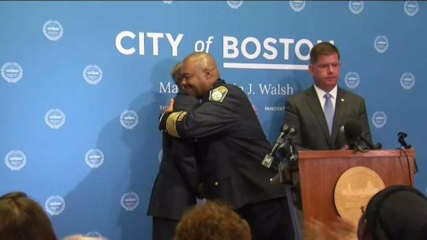 [NECN] William Gross Named Next Boston Police Commissioner
