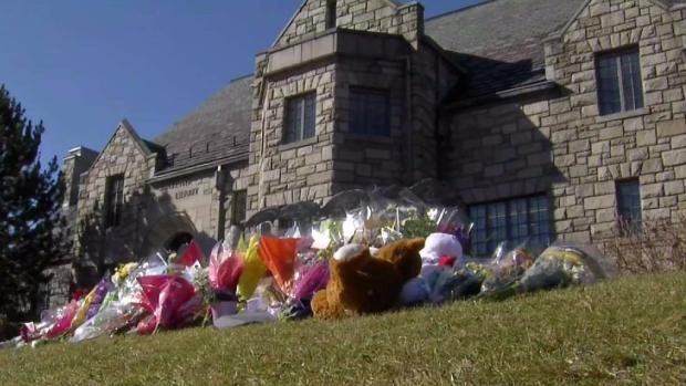 [NECN] Winchester Library Reopens After Deadly Stabbing
