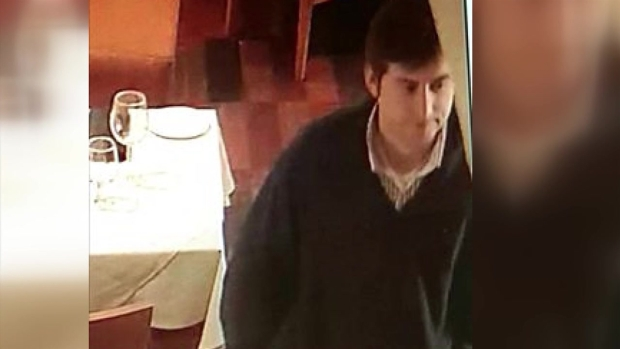 Police Search for Man Who Stole Expensive Wine