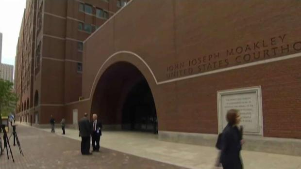 [NECN] Witnesses Disguised at Mob Murderer's Trial