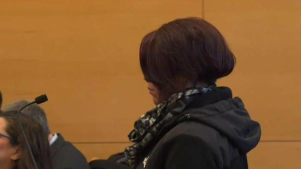 [NECN] Woman Accused of Leaving Child After Alleged OUI Crash Appears in Court