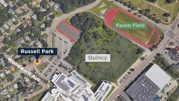 [NECN] Woman Attacked at Popular Park in Quincy