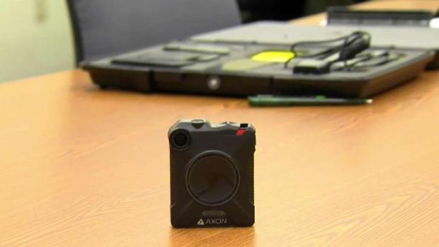 [NECN] Worcester Police Begin Pilot Body Cam Program