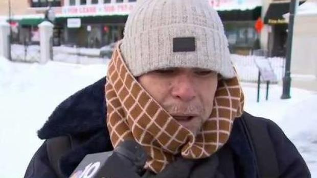 [NECN] Worcester Sees Coldest Day in Decades