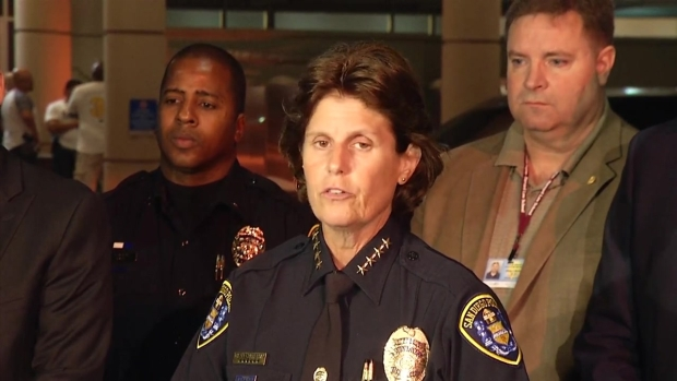 [DGO] 1 Officer Shot and Killed, Another Wounded: SDPD Chief Shelley Zimmerman