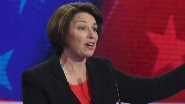 Everything Amy Klobuchar Said During Night 1 of the Democratic Debate in Miami