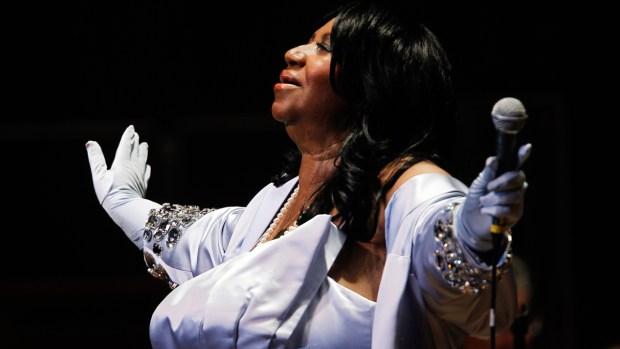 [NATL] Legendary 'Queen of Soul' Aretha Franklin Dead at 76