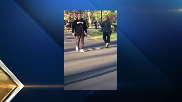 Fans Spot Bieber in Boston