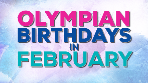 [NATL] Celebrate February Birthdays for Team USA