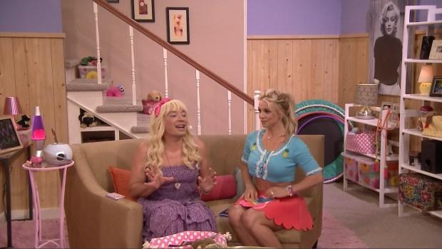 'Tonight': 'Ew!' With Britney Spears