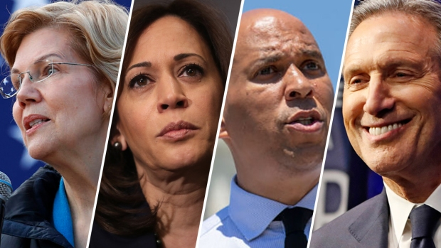 Here's Everyone Who's Considering a 2020 Run