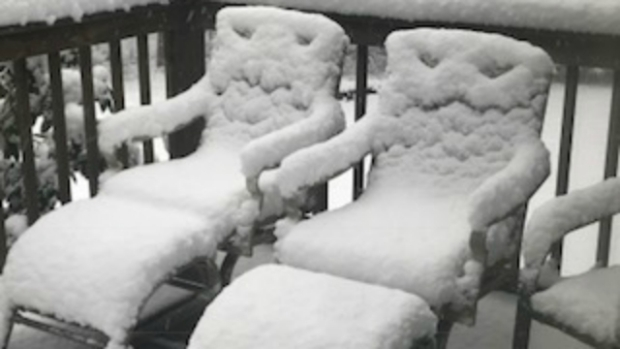 One-Two Punch: Images From Twin March Nor'easters