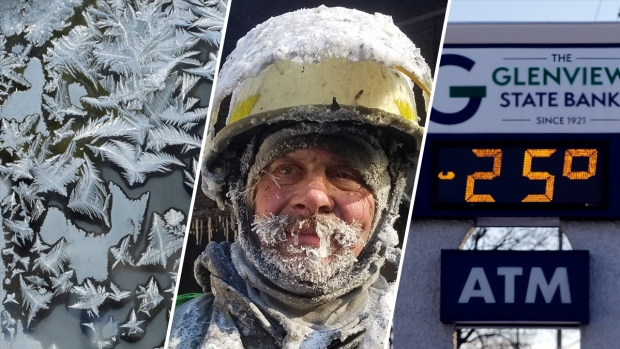 [NATL] Scenes From 'Chiberia' and Beyond: Polar Vortex Sweeps US