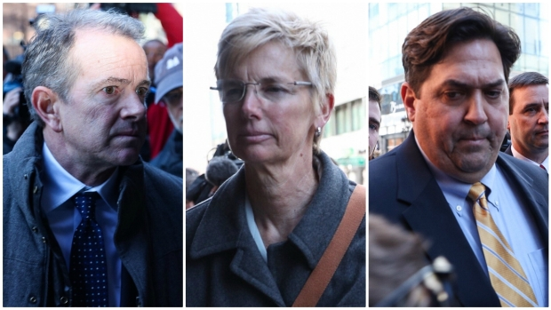 [NECN] Coaches Others Plead Not Guilty to Participating in College Admissions Scam