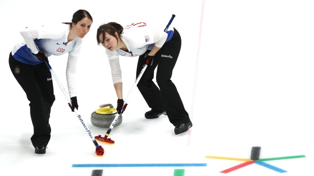 [NATL] US Women's Curling Falls to Japan