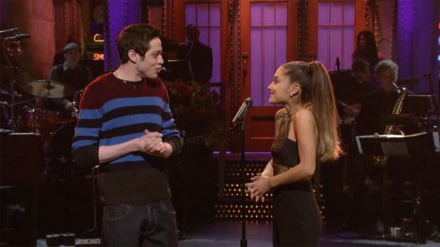 [NATL] Celebrity Hookups: Ariana Grande and Pete Davidson Dating