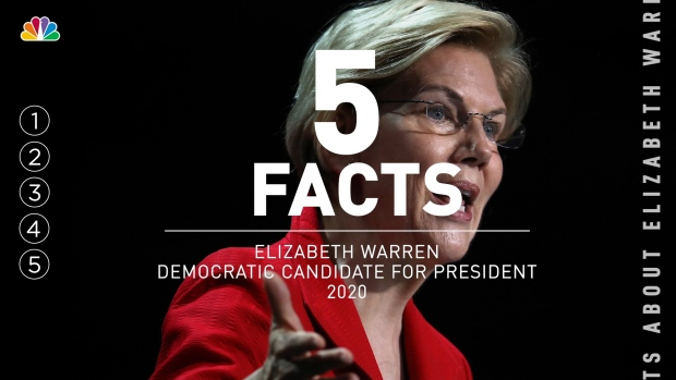 5 Facts: Elizabeth Warren