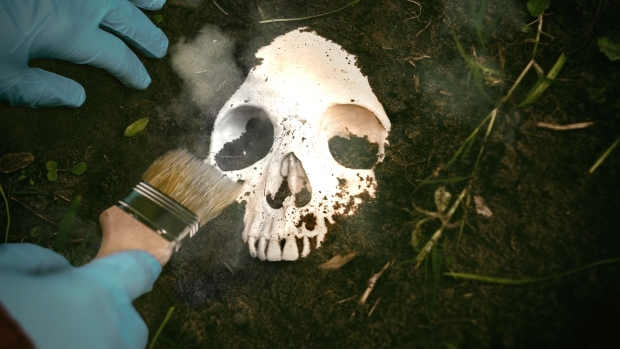 How Scientists Test DNA From an Exhumed Body