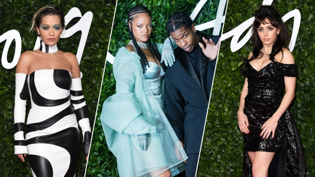[NATL] Top Entertainment Photos: Fashion Awards 2019, Magic Mike Live, More