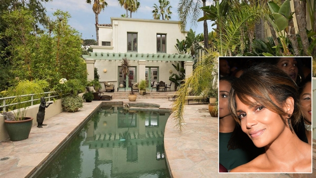[NATL] Halle Berry's Hollywood Hills Home Is Selling for $3.79M