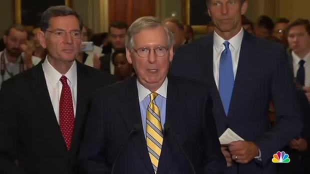 [NATL] Senator McConnell Delays Vote on Senate Health Care Bill
