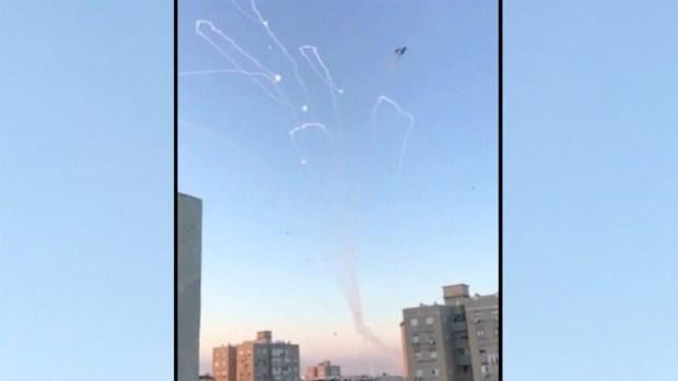 [NATL] Israel-Palestine Fighting Escalates