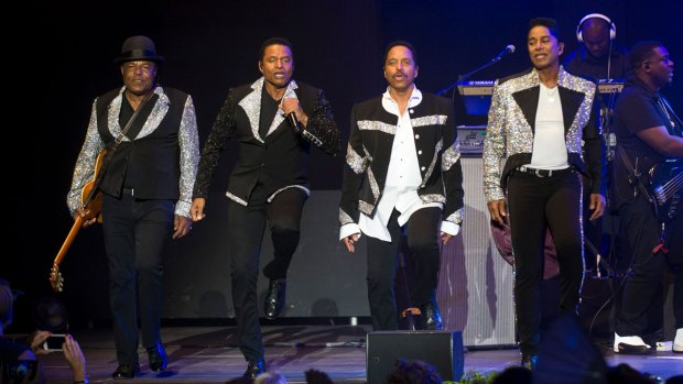[NATL] Michael Jackson's Brothers Defend Singer's Legacy