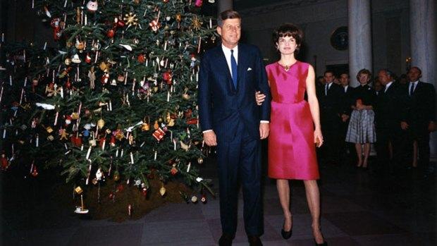 [NATL] White House Christmas Trees Through the Years