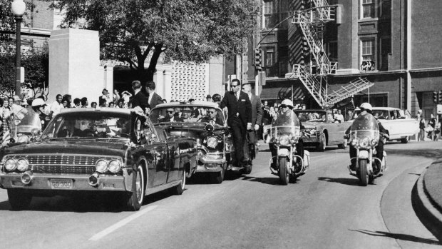 [NECN] New JFK Files Not Expected to Answer if Oswald Acted Alone