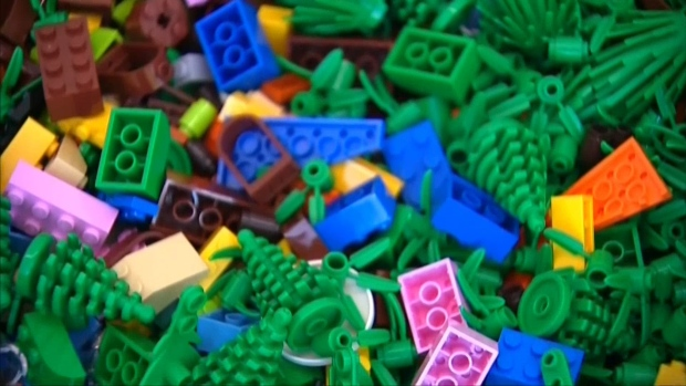 [NATL] Lego Goes Green with Sustainable Pieces