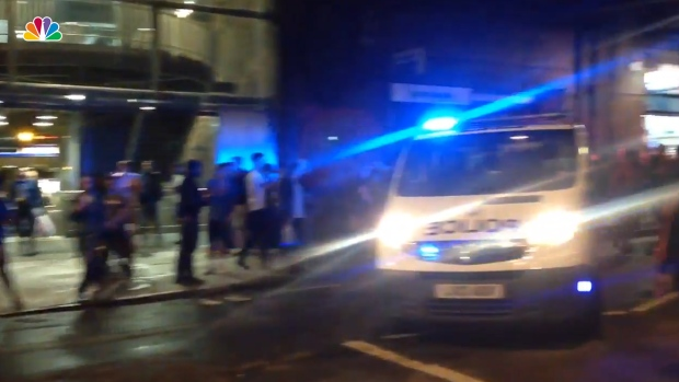 [NATL] At Least 7 Killed in London Terror Attack