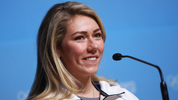 [NATL] Shiffrin Dismisses Comparisons to Phelps