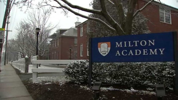 [NECN] Man Reveals Abuse Allegations Against Private School Teacher