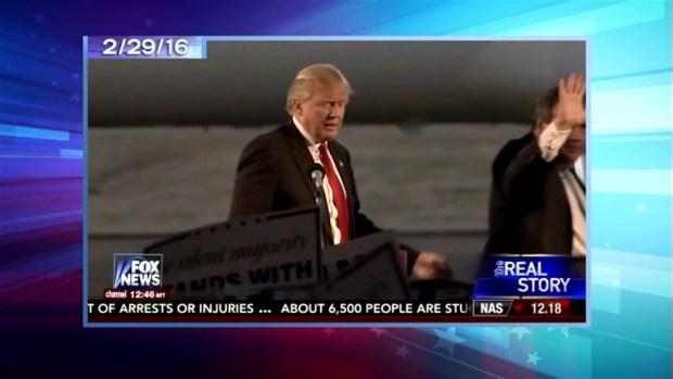 [NATL] 'Late Night': Closer Look at Trump, Rubio, Christie and the KKK