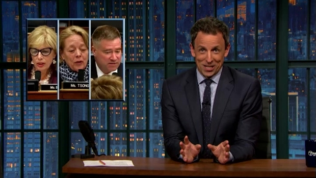 [NATL] 'Late Night' Closer Look at Women and the Draft