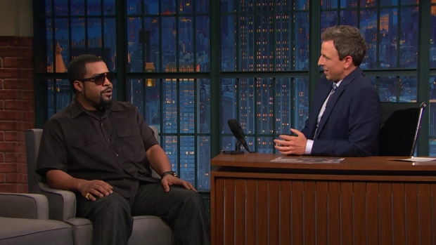 [NATL] 'Late Night': Ice Cube Celebrates 25th Anniversary of 'Death Certificate'