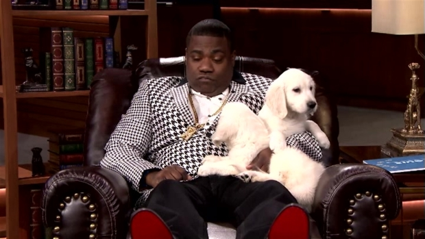 'Tonight Show': Pup Quiz with Tracy Morgan