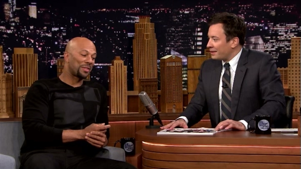 [NATL] 'Tonight Show': Common Opened for N.W.A in High School