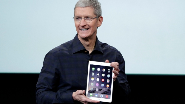 [NATL] Apple Event: New iPads Announced