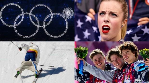 [NATL-SOCHI] Most Memorable Moments of the Sochi Olympics