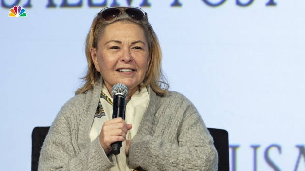 [NATL] 'Roseanne' Canceled by ABC After 'Abhorrent' Tweet From Barr