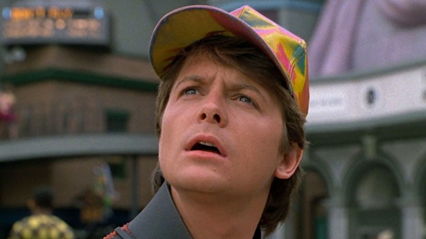 'Back to the Future Part II': Hoverboard Scene