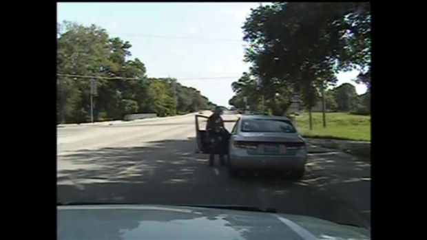[NATL] WATCH: Dashcam Video Shows Traffic Stop, Arrest Of Sandra Bland