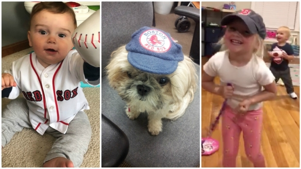 Show Your Red Sox Pride! Diehard Fans in Photos