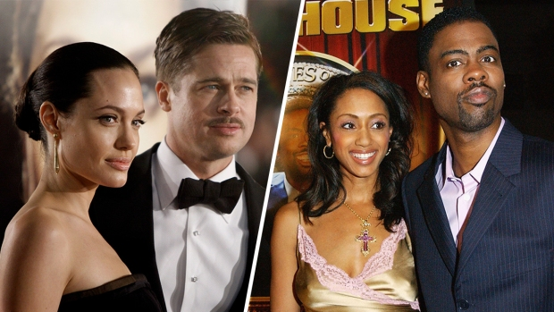 Breaking Up Is Hard To Do: The Most Shocking Star Splits